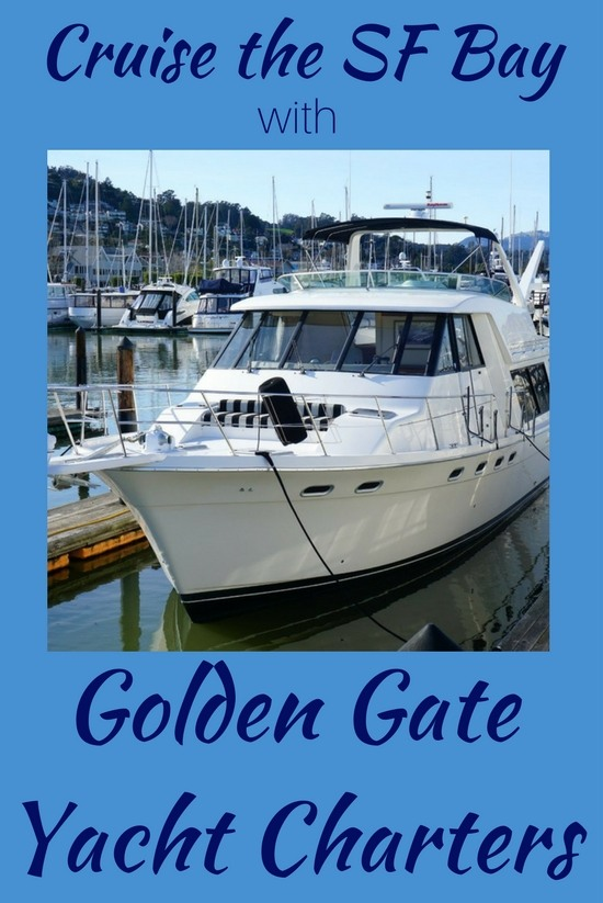 Yacht Charters with Golden Gate Yacht Charters